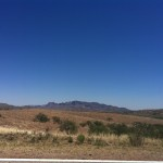 between Sasabe and Nogales on Arivaca Road