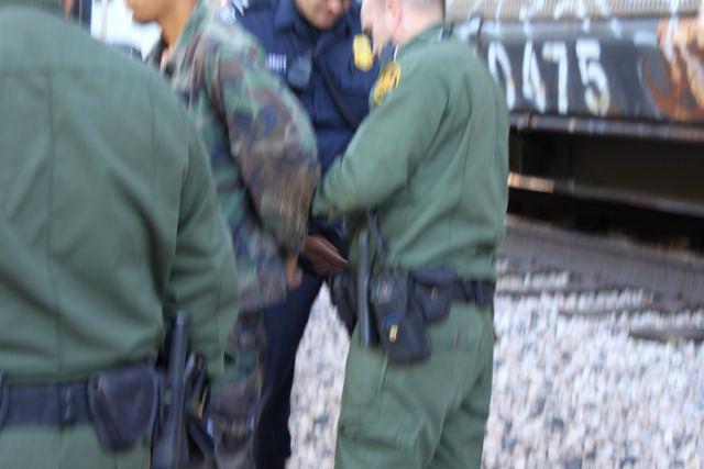 Border arrest – 26 June 2010